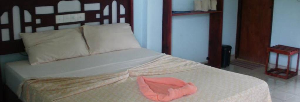 ニルケサ ヴィラ エコ ホテル - Anuradhapura - 寝室