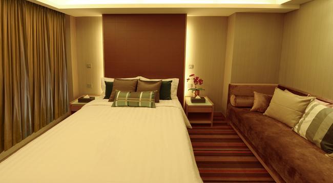 カーサ デラックス ホテル - 香港 - 寝室