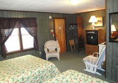 Doray Motel - レイク・ ジョージ - 寝室
