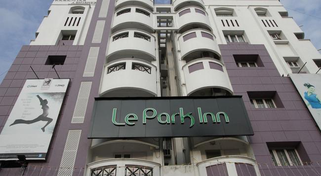 Le Park Inn - チェンナイ - 建物