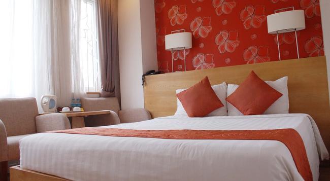 ハノイ A1 ホテル - ハノイ - 寝室