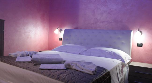 B&B Roma - ローマ - 寝室