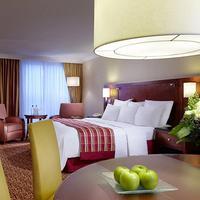 アムステルダム マリオット ホテル Guest room