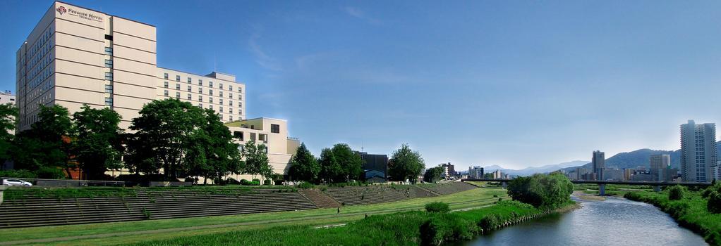 プレミアホテル Tsubaki 札幌 - 札幌市 - 建物