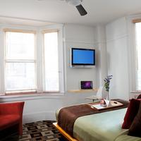 ザ モッサー ホテル Guest room