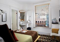 ザ モッサー ホテル - サンフランシスコ - 寝室