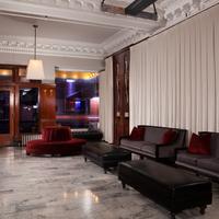 ザ モッサー ホテル Lobby Sitting Area