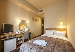 Hakata Green Hotel No.2 - 福岡市 - 寝室