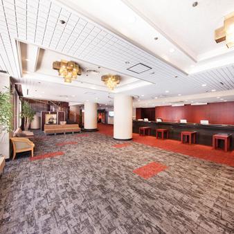 博多グリーンホテル 2 号館 - 福岡市 - フロントデスク