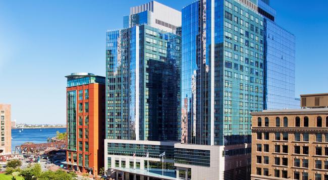 インターコンチネンタル ボストン - ボストン - 建物