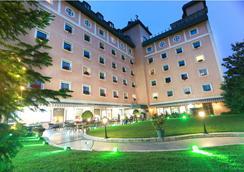 ザ グリーン パーク ホテル メルテル - イスタンブール - 屋外の景色