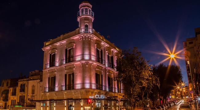 ホテル オスタル クーバ - パルマ・デ・マヨルカ - 建物