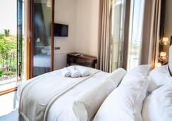ホテル オスタル クーバ - パルマ・デ・マヨルカ - 寝室