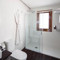 ホテル オスタル クーバ Bathroom