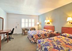 ブルー マーリン モーテル - キー・ウェスト - 寝室
