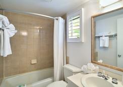 ブルー マーリン モーテル - キー・ウェスト - 浴室