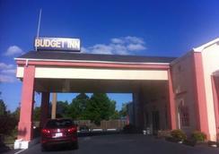 Budget Inn - シャーロット - 建物