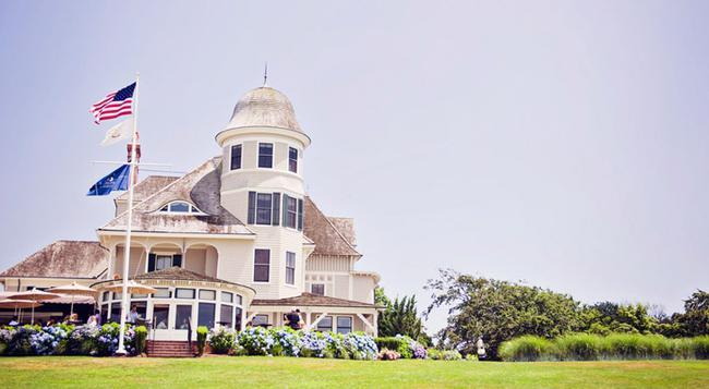 Castle Hill Inn - ニューポート - 建物