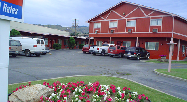 Avenue Motel - Wenatchee - 建物