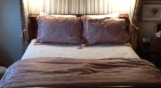 Melville House - ニューポート - 寝室