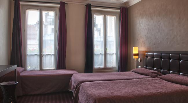 グランド ホテル レベック - パリ - 寝室
