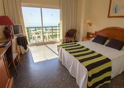 Hotel Tropicana - トレモリノス - 寝室
