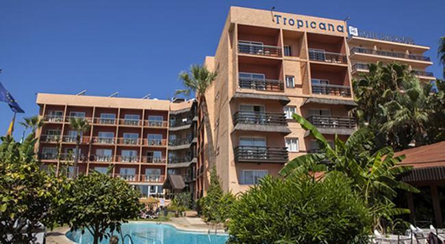 Hotel Tropicana - トレモリノス - 屋外の景色