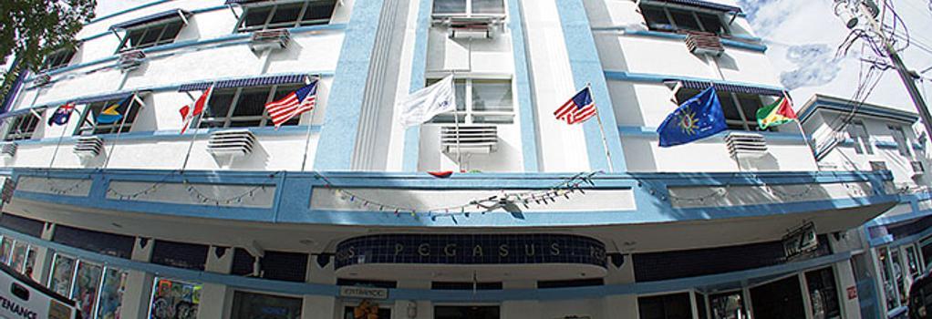 ペガサス インターナショナル ホテル - キー・ウェスト - 建物