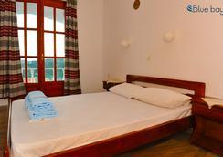 Blue Bay Skiathos - スキアトスタウン - 寝室