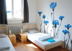 パティオ ホステル - ブラチスラヴァ - 寝室