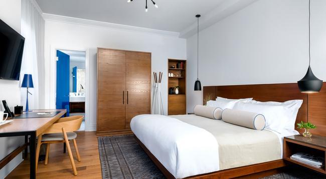 The Walper Hotel - Kitchener - 寝室