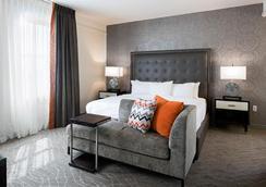 Colcord Hotel - オクラホマシティ - 寝室
