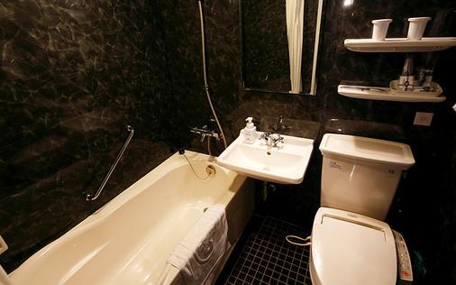 ホテルモントレ ラ・スール大阪 - 大阪市 - 浴室