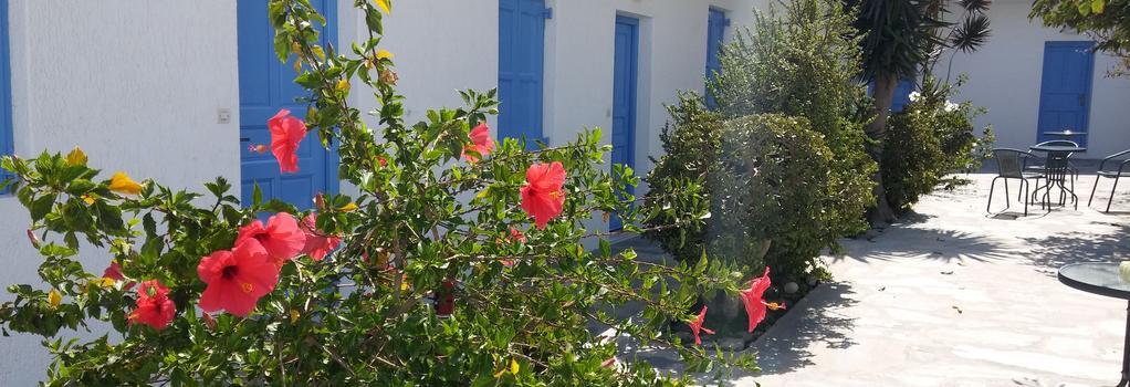 Mykonos Vouniotis Rooms - ミコノス島 - 建物