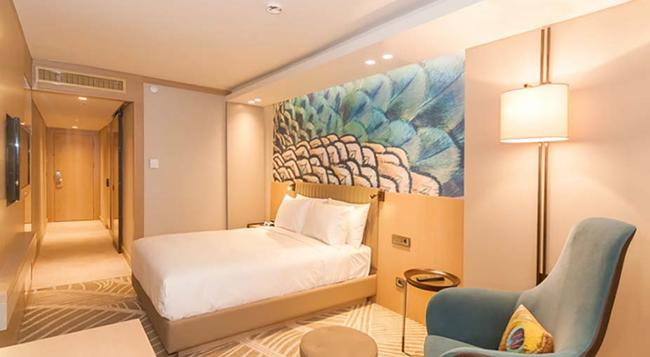 DoubleTree by Hilton Hotel Istanbul - Sirkeci - イスタンブール - 寝室