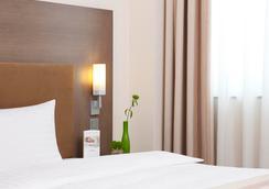 Intercityhotel Leipzig - ライプツィヒ - 寝室