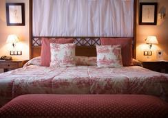 ホテル フォンテクルス アビラ - アビラ - 寝室