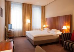 ダス トリエスト ホテル - ウィーン - 寝室