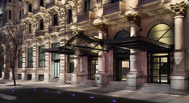 エクセルシオール ホテル ガリア ラグジュアリー コレクション ホテル - ミラノ - 建物