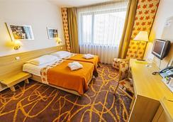 アイリス ホテル イーデン - プラハ - 寝室