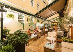 ホテル ステファニー - ウィーン - レストラン