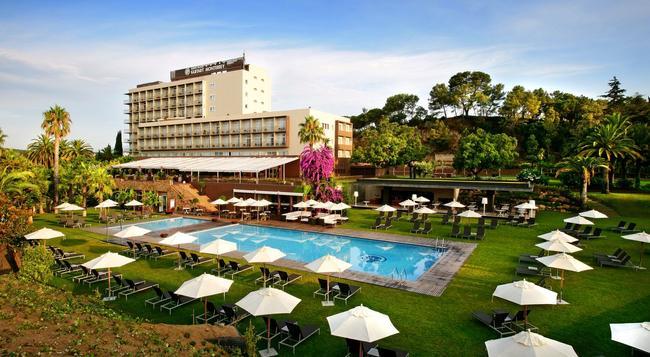 Gran Hotel Monterrey - リョレート・デ・マル - 建物