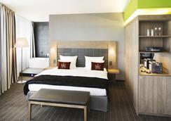 Movenpick Hotel Stuttgart Airport - シュトゥットガルト - 寝室