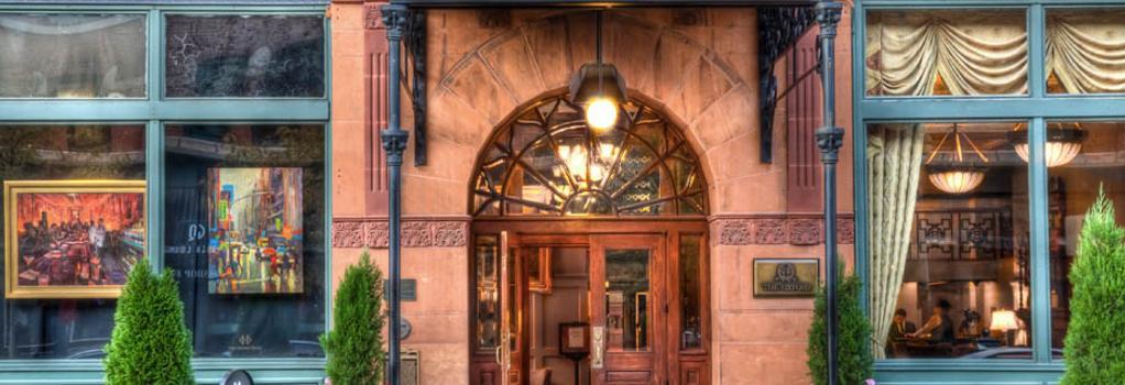 The Oxford Hotel - デンバー - 建物