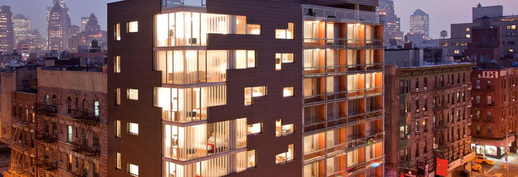 ノリータン ホテル ソーホー ニューヨーク - ニューヨーク - 建物