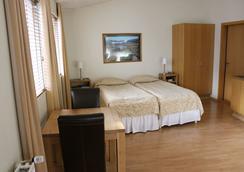 ホテル フロン - レイキャヴィク - 寝室
