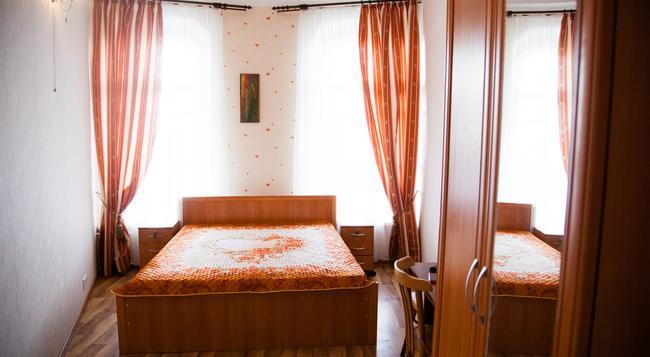 Mini Hotel Petropavlovsky - サンクトペテルブルク - 寝室