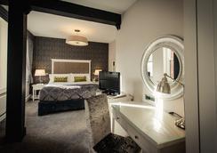ホテル アイザクス コーク - コーク - 寝室