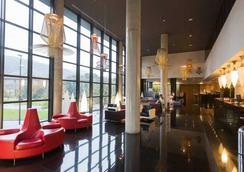 セルコテル ホテル グラン ビルバオ - ビルバオ - ラウンジ