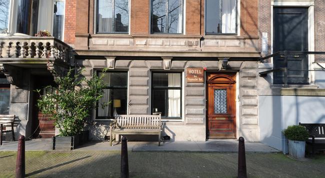 デ レイゼ ホフ - アムステルダム - 建物
